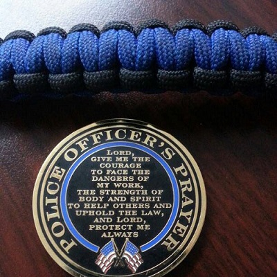 Peace Officers Prayer